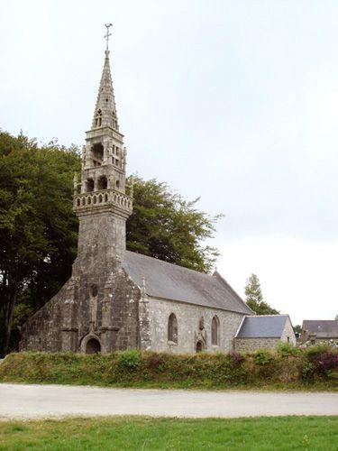 Clocher d'une église de France : 29179 - Ploudaniel