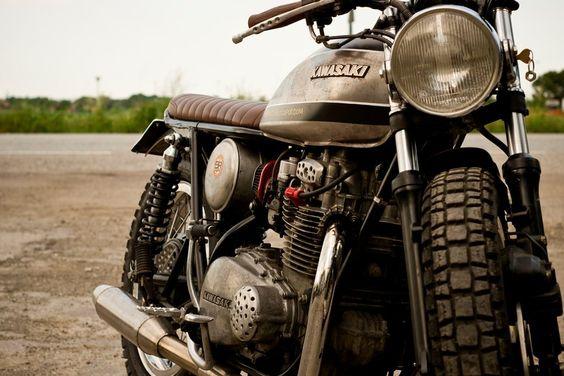B.R.Moto - Kawasaki KZ400