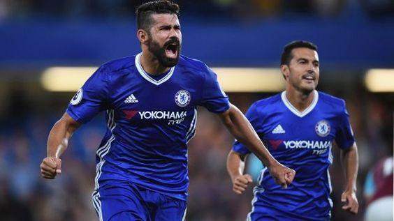 15 August 2016: Chelsea 2-1 West Ham