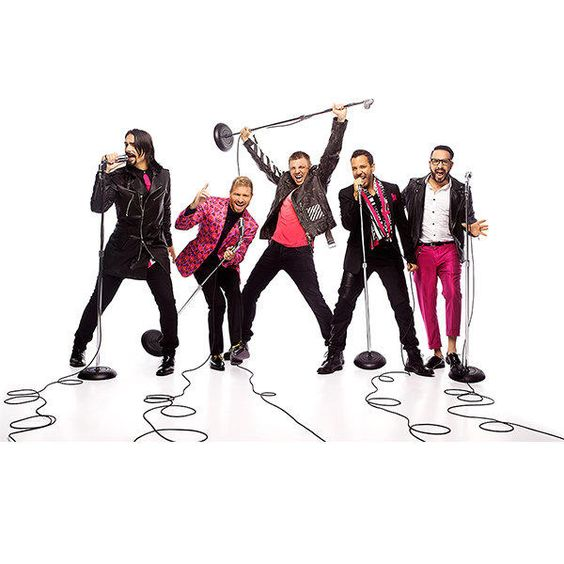 Enter to win tickets to see Backstreet Boys!