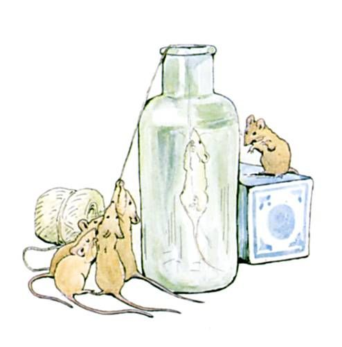 Beatrix Potter-- Ginger and Pickles