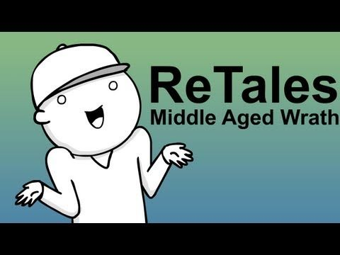 ReTales: Middle Aged Wrath - lol Domics