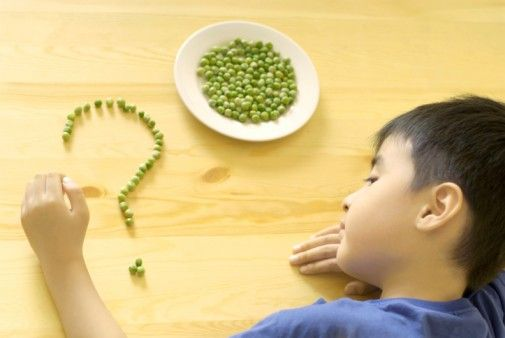 Does parental anxiety cause picky eating in kids