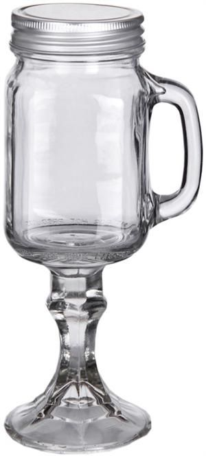 Pinterest the world s catalog of ideas - Stemmed mason jars ...