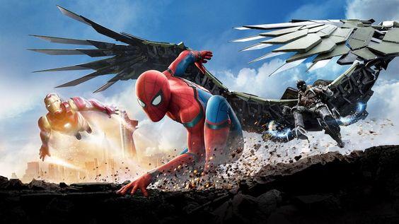 Spider Man: Homecoming (2017)