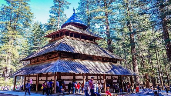 Hidimba Devi Temple In Manali | Manali Tour In Winter | Yak Ride In Manali