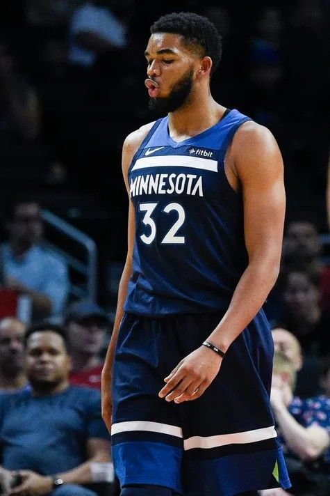 Karl Anthony Towns Haircut : anthony, towns, haircut, Karl-Anthony, Towns, Basketball, Player, Anthony, Towns,, Anthony,
