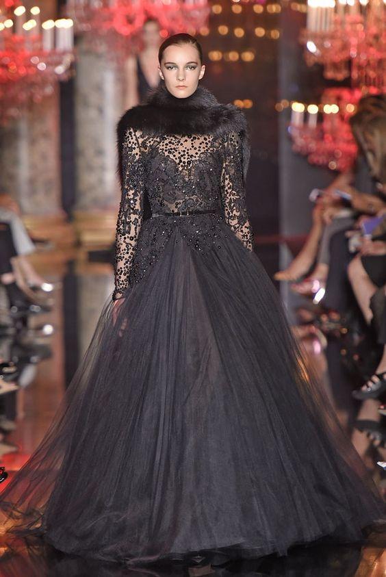 Elie Saab Couture Fall 2014 - Slideshow