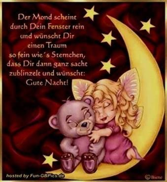 Gute Nacht Sprüche Lustig Facebook Guten Abend Gute Nacht