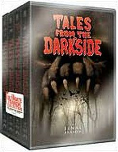 Paramount Studios Tales From The Darkside: The Complete Series Pack