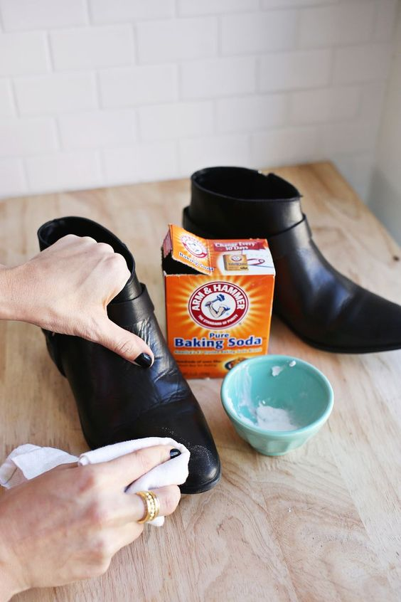 How To Clean And Care For Your Leather Boots In Winter | Hacks