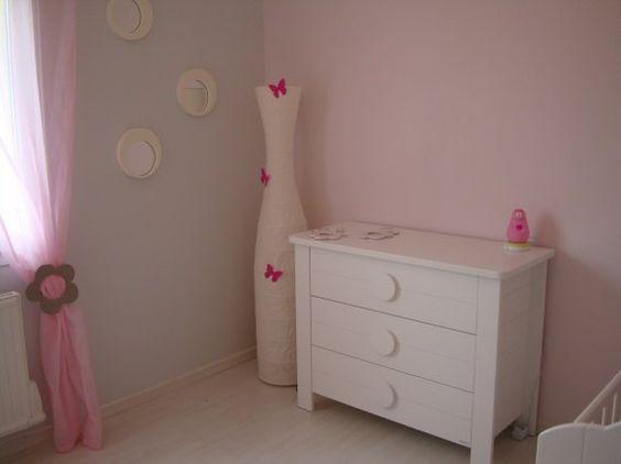 chambre gris rose pastel - Chambre Gris Et Rose Bebe