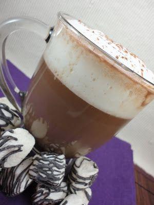Nutella Hot Chocolate! :