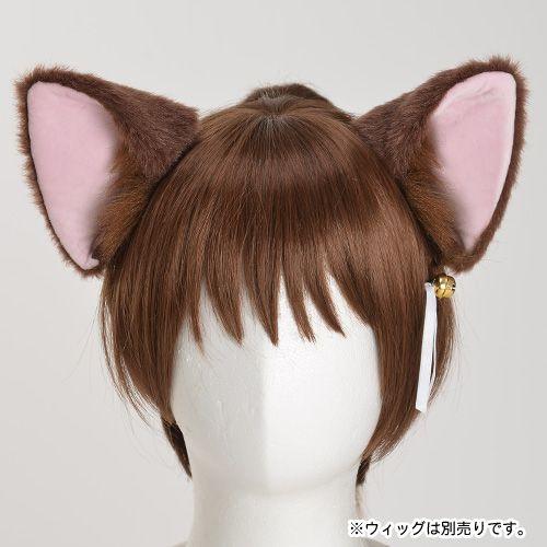 棗鈴の猫耳&鈴リボンセット(アニメVer.):