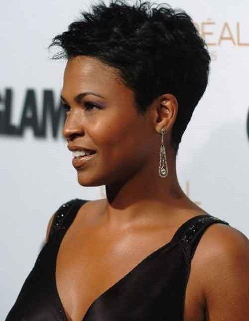 15 Trendy Afroamerikaner Kurze Frisuren Frisuren Haarschnitt