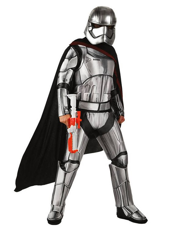 Star Wars 7 Captain Phasma Kostüm