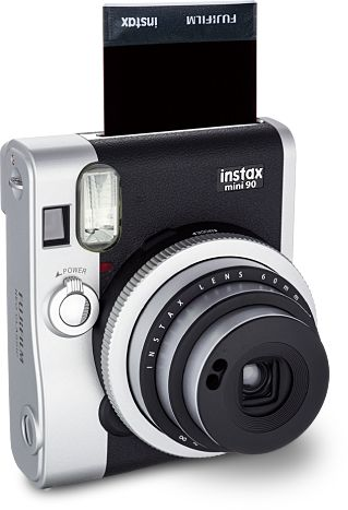 Instax Mini 90 Neo Classic, A Modern Instant Camera That Looks Retro