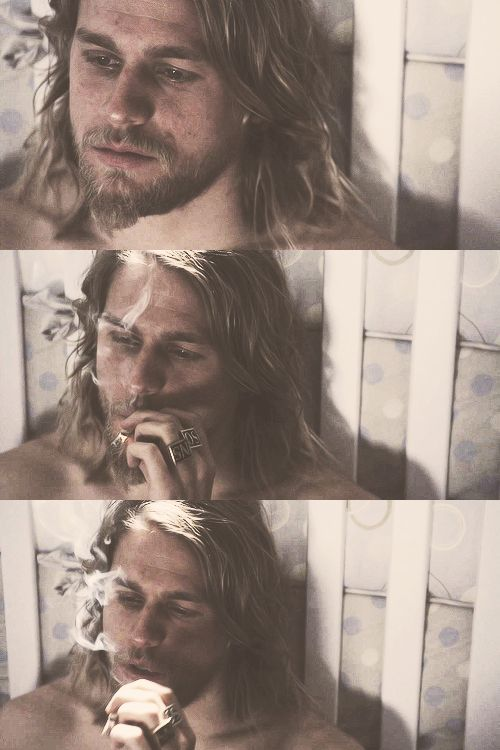 Jax Teller This scene killed me! (((after Abel was kidnapped and Jax was in the nursery getting trashed)))