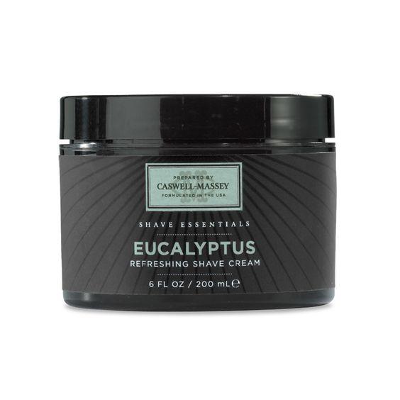 Eucalyptus Shave Cream Jar