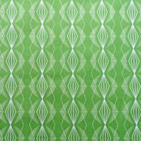 Imperial Green Printed Fabric (Heavy Weight Cotton)