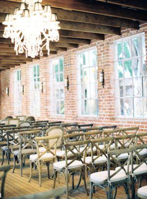 Brick Loft Wedding Ceremony | photography by http://jenhuangphoto.com/