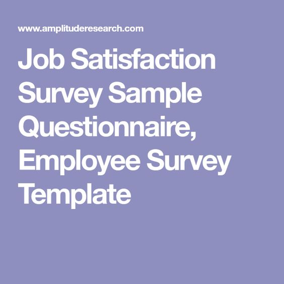 Survey created from sample questionnaires for various kinds of - customer satisfaction survey template