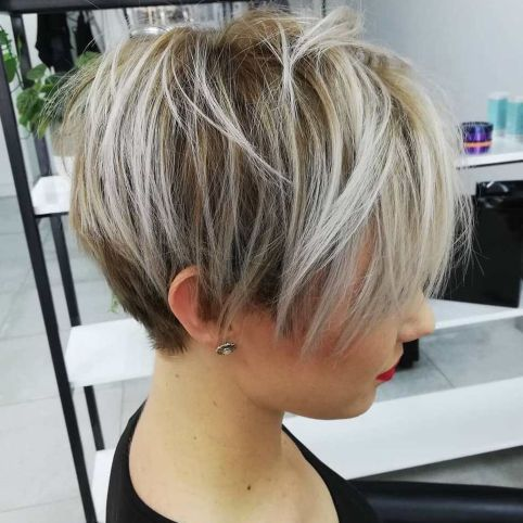 11++ Tousled pixie with layered bangs inspirations