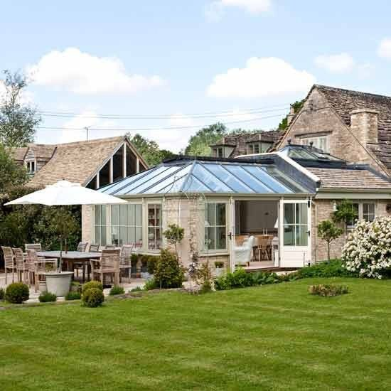 Cotswold Cottage Vintage Country House House Tour PHOTO - Vintage country house