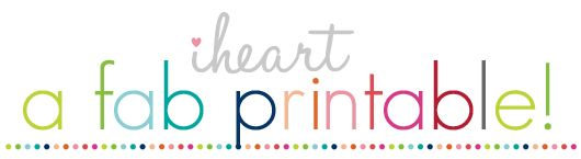 IHeart Organizing: Free Printables (home projects list, recipe reference, morning/bedtime routines, and many more)
