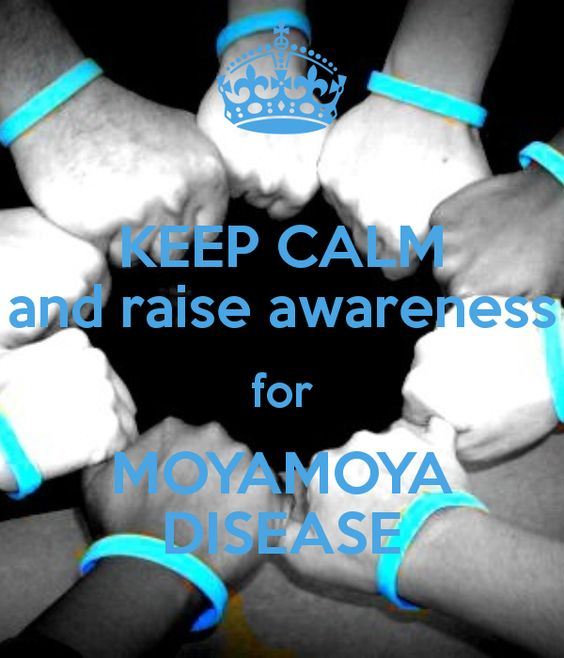 Finding An Old Friend: FUN FACT FRIDAY ~ Moyamoya Day May 6th!