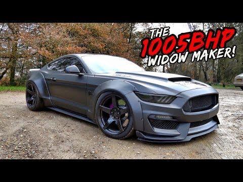 Brutal 1 000 Ps Widebody Ford Mustang Gt Aus London Mehr Dazu In Unserem Tuning Magazin Alle Marken Tuning Wi In 2020 Ford Mustang Mustang Sports Cars Luxury