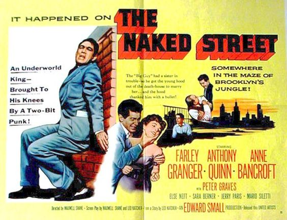 The naked street 1955