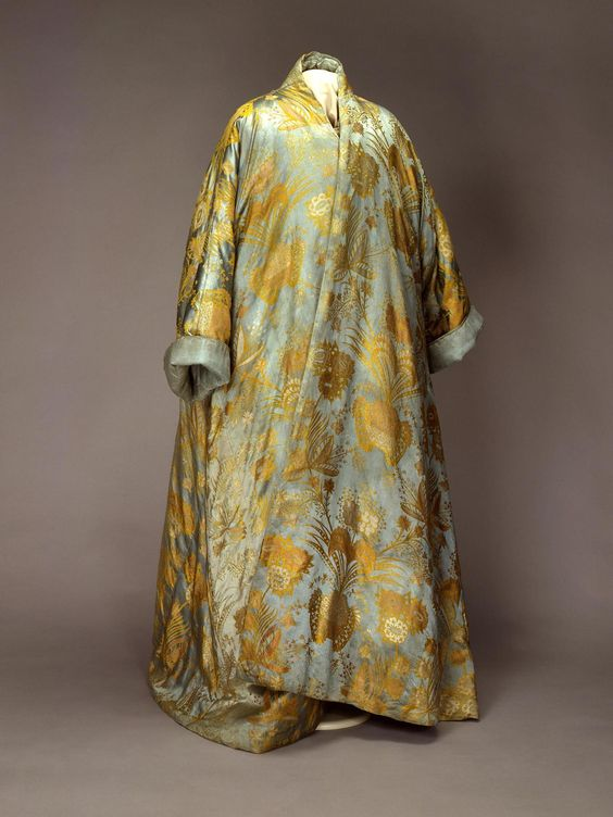 Gown of Peter I  Russia, 1710-1720s  the State Hermitage Museum