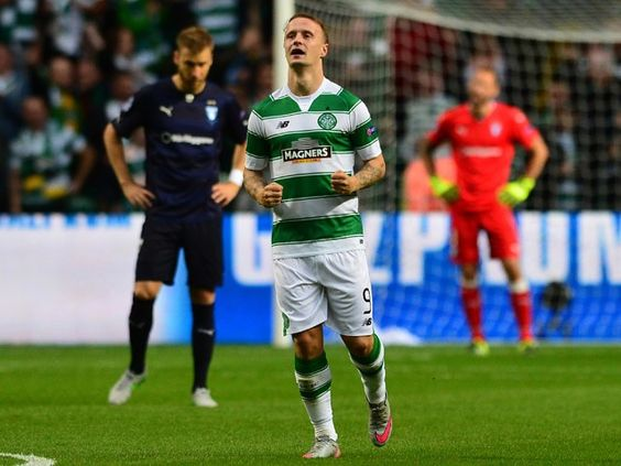 Celtic's Leigh Griffiths 'to miss Champions League clash against Barcelona'