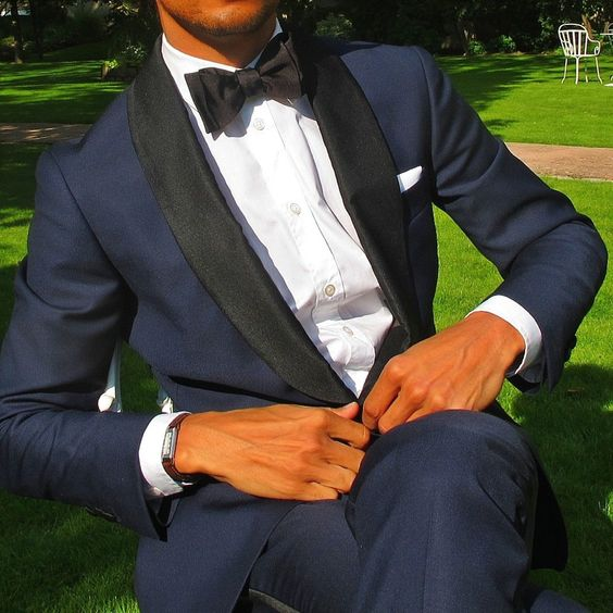 This weekend I wore:Tuxedo by SuitSupply, find similar hereBowtie from Harrods of London, similar hereShirt from Louis Vuitton, similar here...
