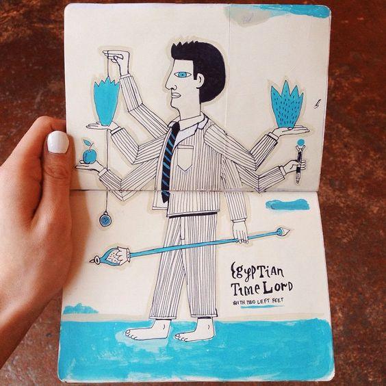 Sketchbook by lobsterboy