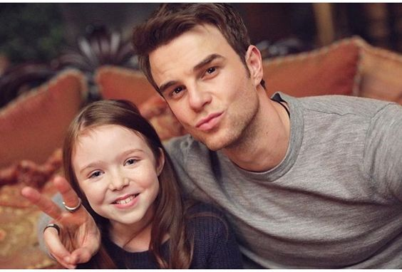 Uncle Kol Nate Buzolic and Hope Summer Fontana: