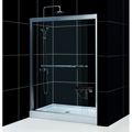 Duet Shower Door with Amazon 30x60-inch Base Tub To Shower Kit | Overstock.com