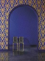 Resultado de imagen de versace home wall covering