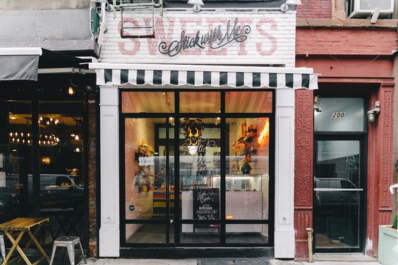 You can seek solace in a tiny, unassuming Nolita chocolate shop called Stick With Me Sweets, a haven for anyone with a sweet tooth.