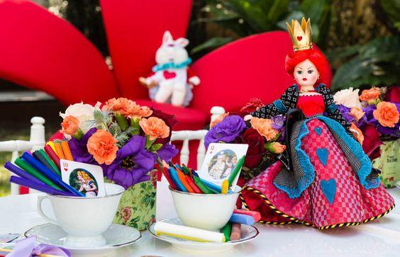 Alice no País das Maravilhas » Clarissa Rezende
