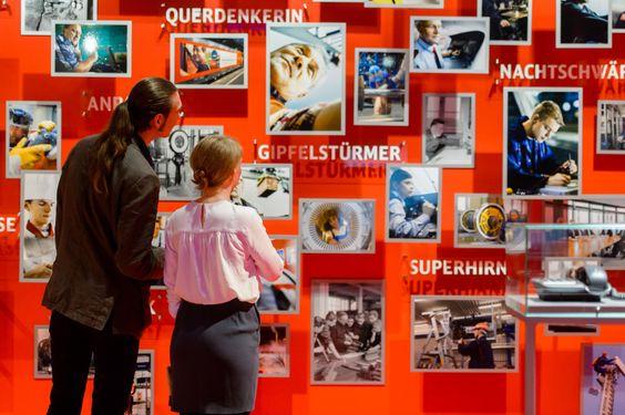 Weichenstellung für die Zukunft 1990-2020 – DB Museum Nürnberg