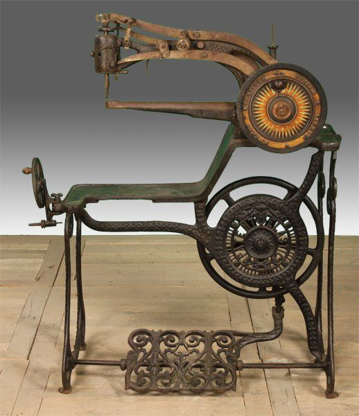 patent elastic sewing machine