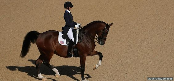 Team USA Wins First Dressage Olympic Medal Since 2004
