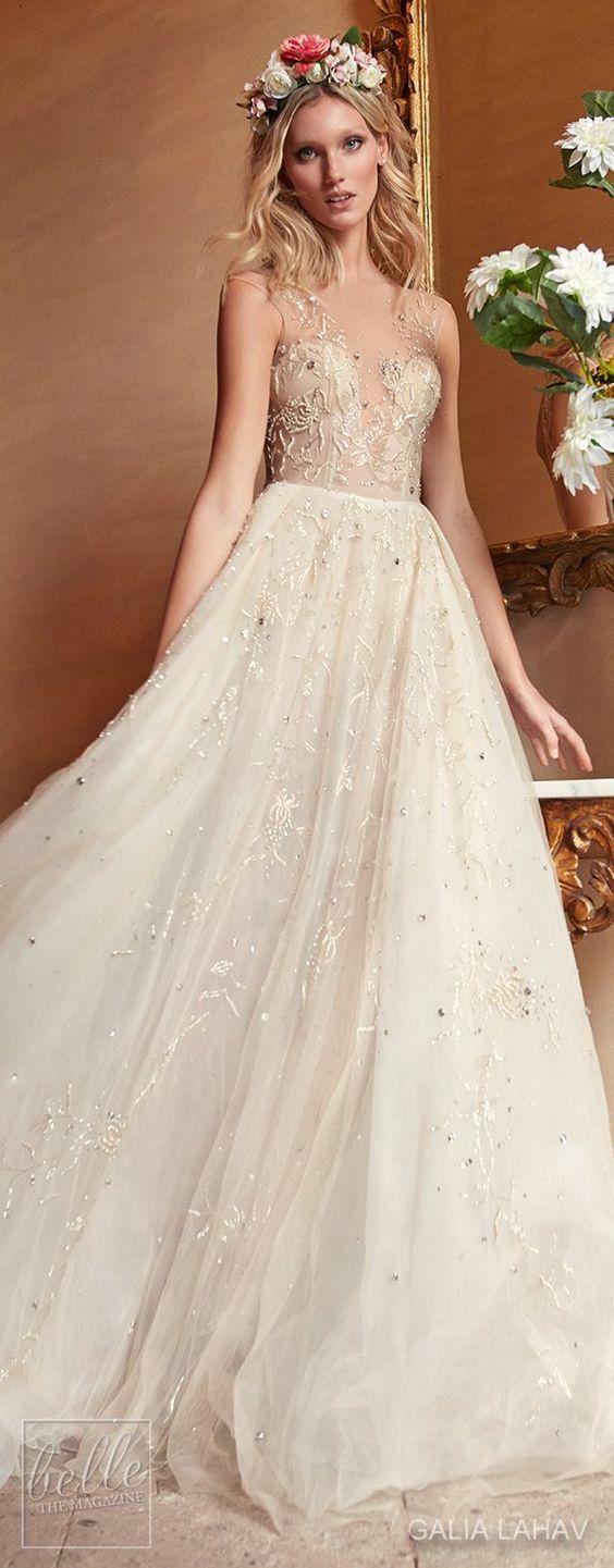 Wedding dress by Galia Lahav Couture Bridal