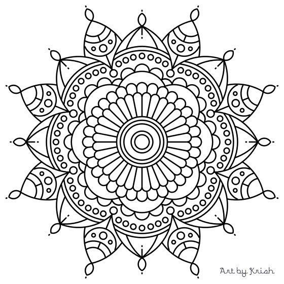 Lock Screen Coloring Adult Coloring Mandala About 17 Best Ideas