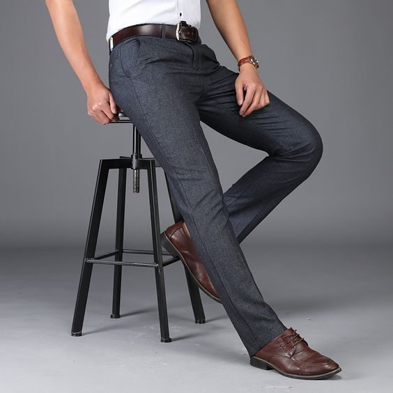 Formal Twill Pant