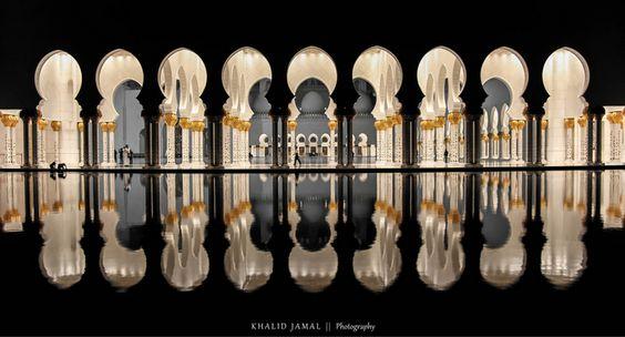 Emirates - Zajed sejk mosque
