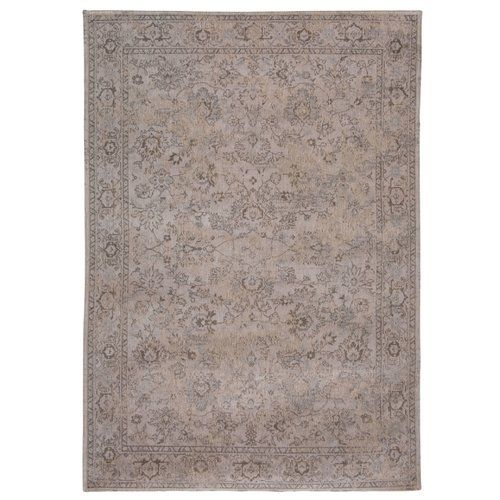 Louis De Poortere Fading World 8948 Antique White Rug With Images Grey And White Rug White Rug Blue Grey Rug