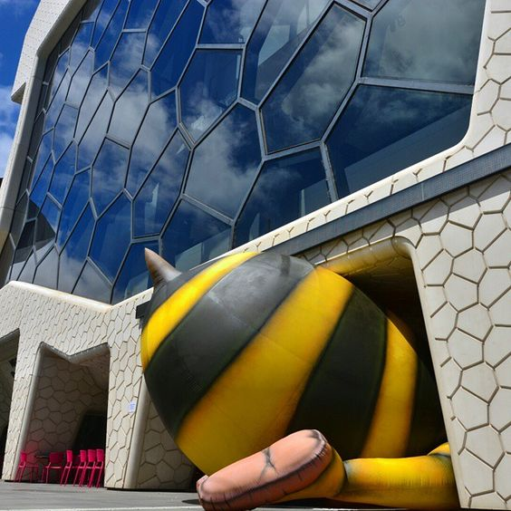 """""""Have you bee'n to the MRC yet... It is buzzing... #saltyarts"""""""
